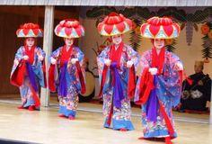 Afbeeldingsresultaat voor red kimono dance