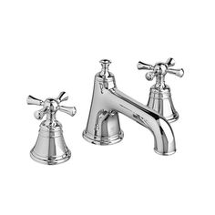 French Country Polished Nickel Widespread Bathroom Faucet   Overstock™  Shopping   Great Deals On Bathroom Faucets | Bathroom | Pinterest |  Widespread ...