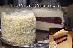 Red velvet cheese 5