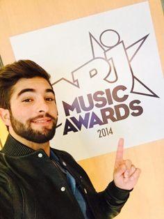 Kendji NRJ Musics Awards