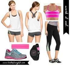 Workout fashion #exercise #health