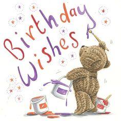 Birthday Wishes tjn