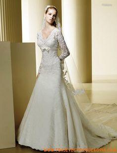 Finisterre  Vestido de Novia  La Sposa