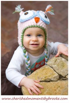 Omg.  I want the hat and the baby!