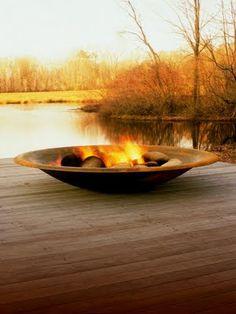 Coisinhas*Outras: Fogo de Chão ou Fireplace