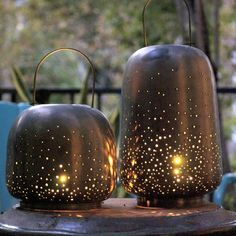 Potted | Indoor Style For Outdoor Living | Constellation Lantern