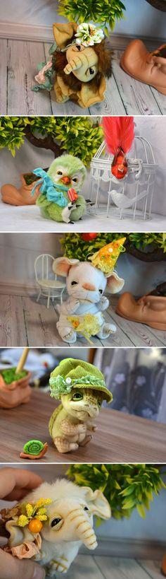 Sweet Toys | Очаровательные игрушки-малыши — Купить, заказать, игрушка, интерьер, декор, ручная работа