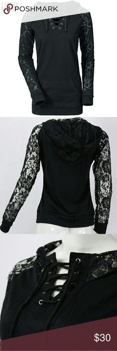 Black Sweatshirt Very good quality and comfortable to wear Sweaters