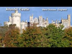 Great Castles Of England Part 1 - YouTube