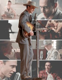 Hank Williams (I Saw the Light)