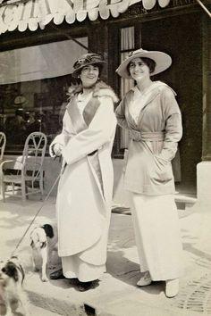 Coco Chanel, 1913