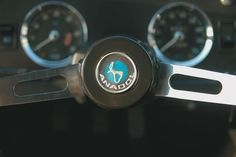 Anadol A4 STC16 - Anadol Logo on Steering Wheel