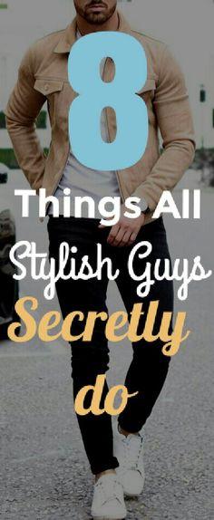 Men's Fashion Secrets.