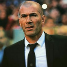 """He has all the qualities to coach a big team, and that includes Real Madrid"" Current @realmadrid coach Carlo Ancelotti has tipped #WorldCup winner Zinedine Zidane for the #rmcf job in the future. Do you think #Zizou will make a good manager?"