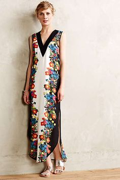 Anthropologie - Giroflee Maxi Dress #anthrofave