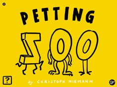 1 | Petting Zoo: Christoph Niemann's Amazing First iPad Book | Co.Design: business + innovation + design