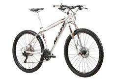"""MASSI TRAX EXPERT 27.5"""" 2014 Bicicleta diseñada para el usuario que busca una buena relación calidad-precio. Incorpora un cuadro en aluminio Al-Zn-Mg de 27.5"""", una horquilla Rock Shox XC 32 Air, cambio Shimano XT 10v, desviador Shimano M610, pedalier, platos y bielas Shimano M622 y cassete Shimano HG50. PRECIO 999€ + INFO http://www.bikingpoint.es/bicicleta-massi-trax-27-5-expert.html"""