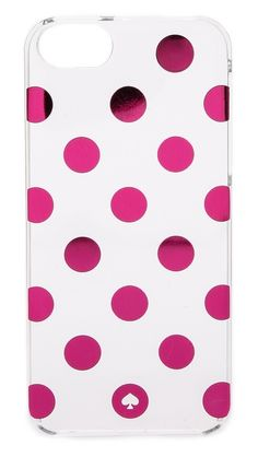 Kate Spade New York Le Pavillion Clear iPhone 5 / 5S Case http://rstyle.me/n/dgsngnyg6