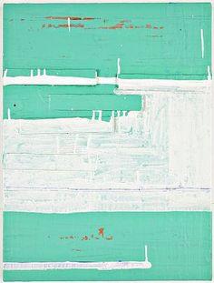 Udomsak Krisanamis #white #blanc #turquoise