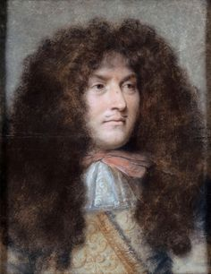 Charles Le Brun (Paris 1619-1690) Portrait of Louis XIV