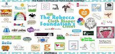 The Rebecca Foundation Cloth Diaper $1000 Giveaway ~ Ends 6/14 - mama pure