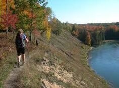 Manistee River Trail Two more weeks!  Can't wait!