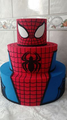 bolo eva homem aranha - Pesquisa Google