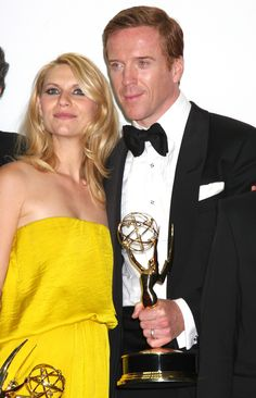 Carrie (Claire Danes) and Brody (Damian Lewis) - #Homeland
