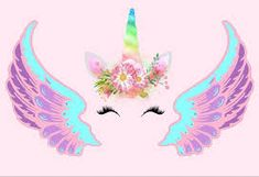 Learn How to Draw Unicorn Wings (Unicorns) Step by Step : Drawing Tutorials. How to Draw Unicorn Wings step by step, learn drawing by this tutorial for kids and Unicorn Drawing, Cartoon Unicorn, Pink Photography, Background For Photography, What Is A Unicorn, Unicorn Wings, Free Cartoons, Wall Backdrops, Learn To Draw