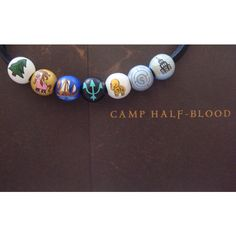 annabeth necklace, camp half blood necklace (49 AUD) ❤ liked on Polyvore featuring jewelry, necklaces, percy jackson, backgrounds, accessories, bead necklace, star jewelry, bead jewellery, letter necklace and bow necklace