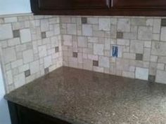 Image Search Results for tumbled stone backsplash