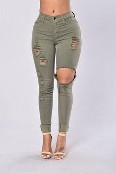 Glistening Jeans - O
