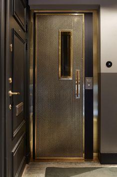 Spa Interior, Door Design Interior, Apartment Interior Design, House Roof Design, Gate Design, Wallpaper Door, Modern Entry Door, Wooden Main Door Design, Flush Doors