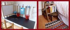IDEAS PARA HACER MUEBLES RECICLADOS A PARTIR DE OBJETOS. http://lacasadepinturas.com/blog/hacer-muebles-reciclados/