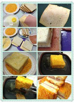 Baking Recipes, Dessert Recipes, Tasty, Yummy Food, Healthy Breakfast Recipes, Food Cravings, Diy Food, Love Food, Food To Make