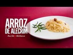 Arroz de Alecrim | SaborIntenso.com