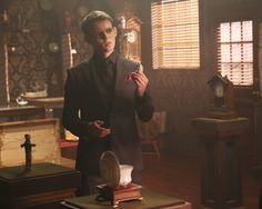 5x12 - Souls of the Departed