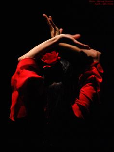 Flamenco by dimitrosw on DeviantArt Tango, Shall We Dance, Lets Dance, Spanish Dancer, Dance Movement, Purple Love, Dance Art, Lady In Red, Pictures