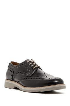 Jackson Wingtip  - Wide Width Available by 14th & Union on @nordstrom_rack