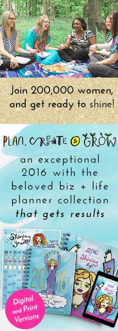leonie dawson shining life biz tips small business marketing