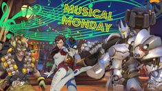 MUSICAL MONDAY | Overwatch | PC & XB1