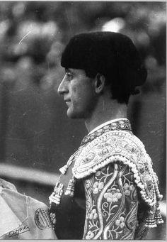 """El torero Santiago Martin, """"El Viti"""""""