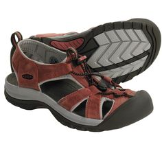 Keen Venice Sport Sandals (For Women) 13940 at Sierra. Celebrating 30 Years Of Exploring. Sport Sandals, Women Sandals, Sports Women, Venice, Celebrities, My Style, Shoes, Black, Nova