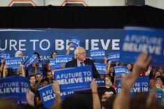 Sanders Wins West Virginia - Bernie Sanders