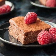 Vegan Brownie Chocolate Ice Cream | The Greedy Vegan