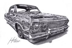 lowrider drawing - Google Search