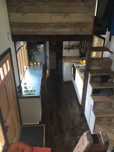 To Be Tanlers Tiny House In Oregon