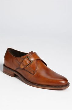 Cole Haan Air Madison Monk Strap Shoe available at #Nordstrom