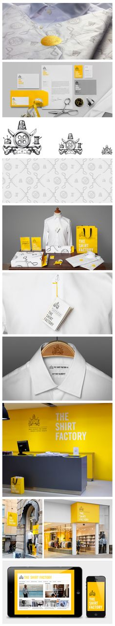 The Shirt Factory by Bold