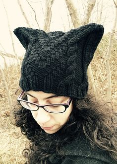 Josie Pussy March HatThis pattern is FREE until January 21.